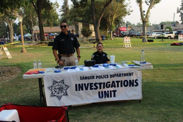 Investigations Unit staff members